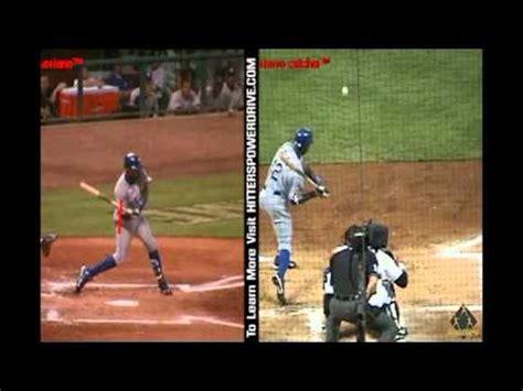 alfonso soriano swing baseball swing analysis alfonso soriano side and back