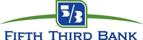 Fifth Third Bank Logo / Banks and Finance / Logonoid.com