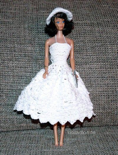 hochzeitskleid häkeln pin von atelier tausendsch 246 n auf puppen vintage dolls