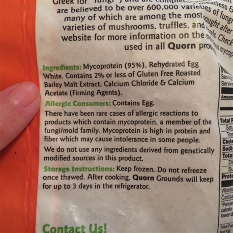 grounds for sectioning quorn grounds not gluten free celiac and the beastceliac