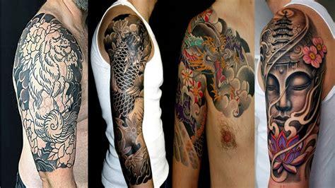 japanese zero tattoo japanese tattoo designs half sleeve for men youtube