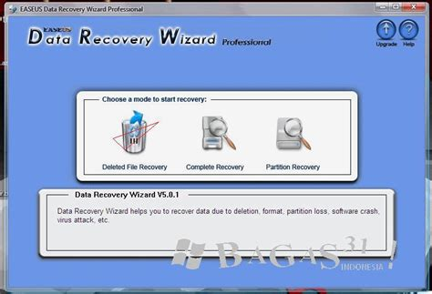 bagas31 recovery easeus data recovery wizard professional 5 01 key
