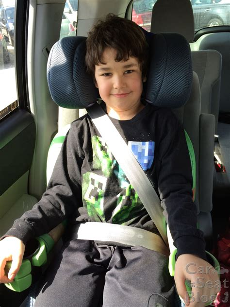 can child ride in front seat with booster carseatblog the most trusted source for car seat reviews