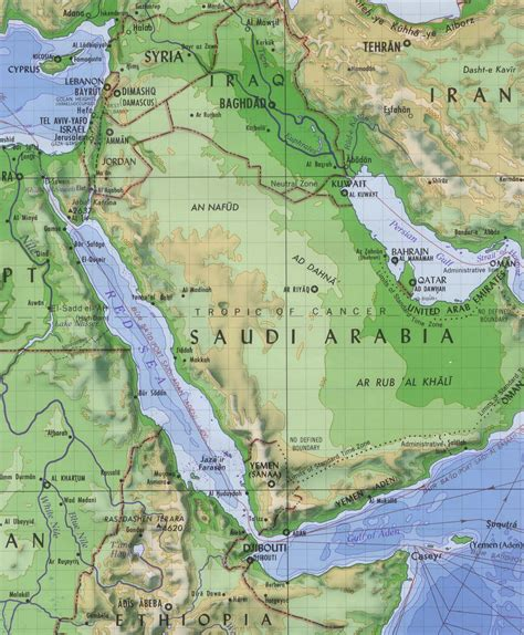 middle east map arabian sea the mount of lawgiving was in the volcanic mountains