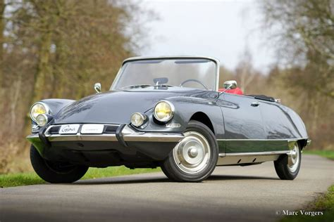 Citroen Ds 19 by Citro 235 N Ds19 Cabriolet 1963 Welcome To Classicargarage
