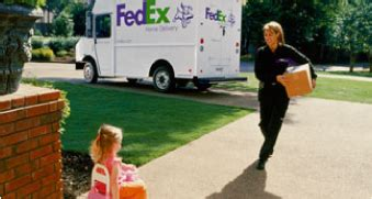 does fed ex deliver on fedex home delivery 174 fast residential shipping services