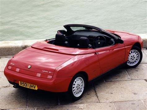 how cars run 1994 alfa romeo spider parking system mad 4 wheels 1994 alfa romeo spider uk version best quality free high resolution car pictures