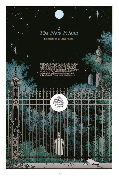 The Graveyard Book Graphic Novel Single Volume graveyard book graphic novel vol 2 complex comics pop culture los angeles times