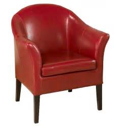 armen living antique red leather club chair lounge chairs living room furniture indoor living