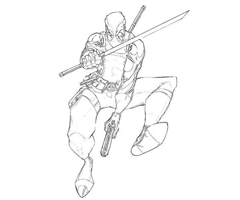 marvel deadpool coloring pages free coloring pages of lego marvel deadpool