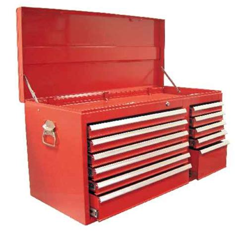Kennedy Tool Box Side Cabinet by Kennedy Ken594 5780k 11 Drawer Large Top Chest Ken