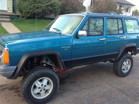 1989 Jeep Laredo 4x4 Sell Used 1989 Jeep 4 Door 4x4 4 0 Liter In