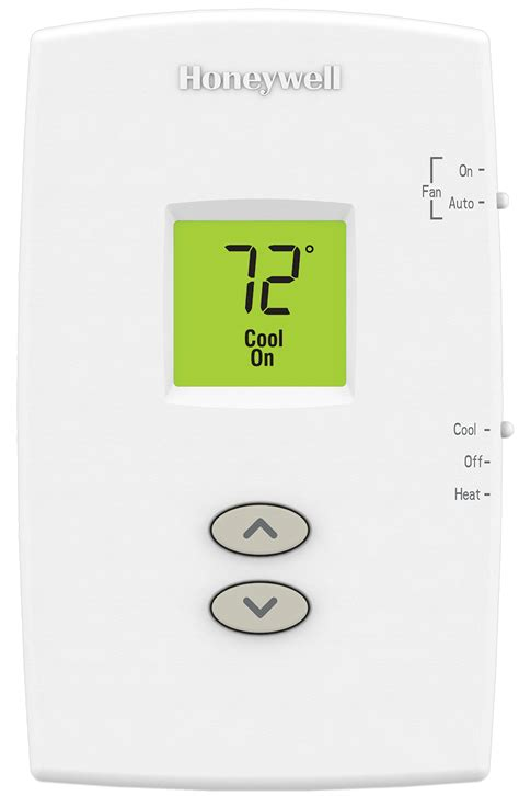 non programmable thermostat pro 1000 honeywell