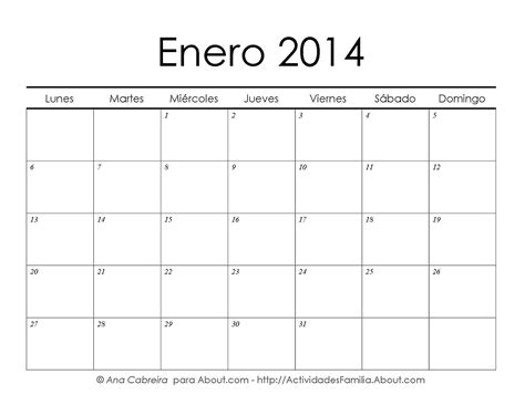 406kb calendario en blanco para imprimir calendario en blanco viewing calendarios imprimibles gratis calendario enero 2014 para