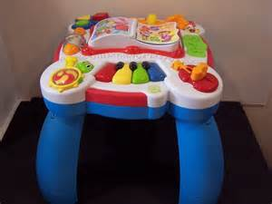 leapfrog learn groove musical activity table