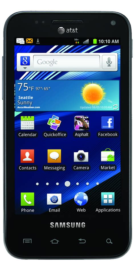 samsung captivate glide android central