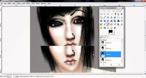 tutorial gimp imvu imvu gimp editing avatar avi boy tutorial youtube