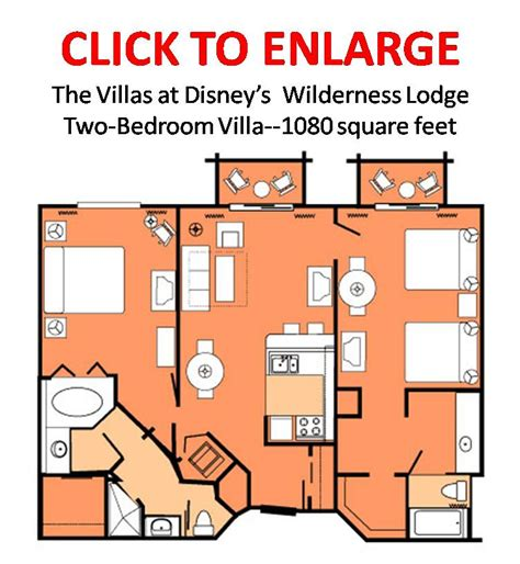 disney vacation club floor plans the most comfortable place to stay at walt disney world 2