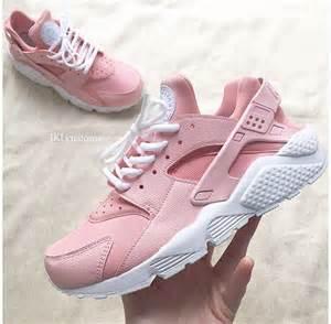Light Pink Nikes Rosa Nike Air Huarache Rosa Nike Huarache Rose White By
