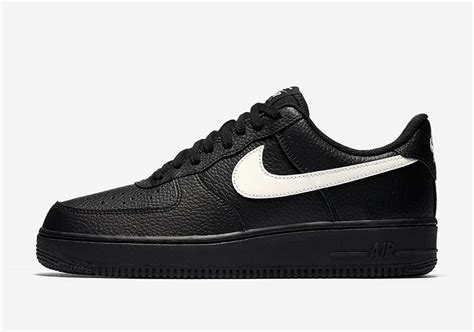 Nike Air 1 Low Leather All White nike air 1 low black leather pack sneakernews
