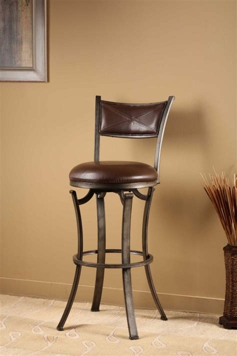 Hillsdale Wilshire Bar Stools by Hillsdale Wilshire Non Swivel Counter Stool Antique