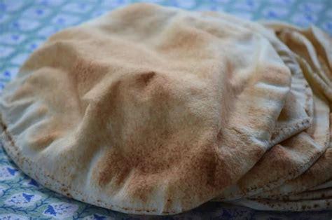 Sirlia Pita ingredient pita bread water orange blossoms