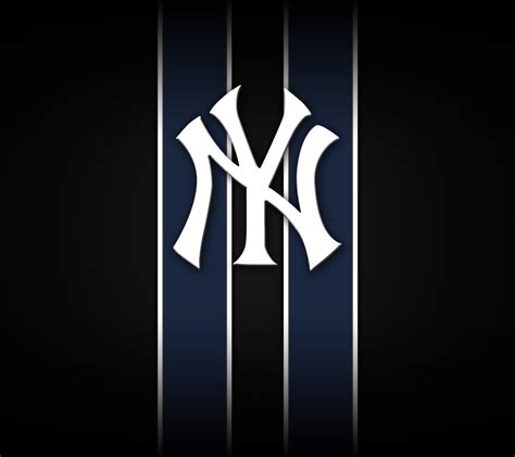 yankees mobile android mobile logo wallpapers themes 10 android