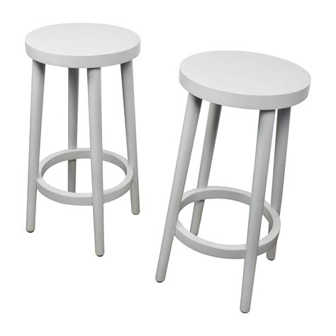 Used Bar Stool by 55 West Elm West Elm Counter Bar Stools Chairs