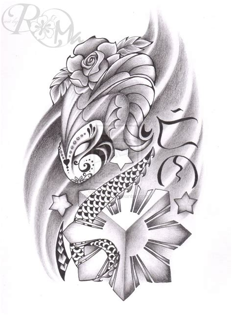 pinoy tattoo design philippine