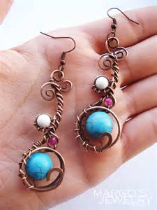 Handmade Metal Jewelry - wire wrap moodart