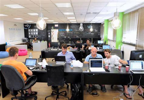 Mba Tel Aviv Technology by Tel Aviv Tech S Co Working Trend Attracts Start Ups