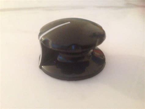 black knob rca vintage style 3 90