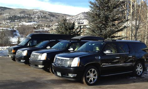 Limo Transportation by Beaver Creek Transportation Shuttle Limo Taxi Services Co