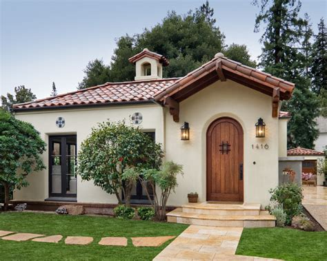 spanish bungalow spanish bungalow mediterranean exterior san