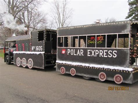 polar express float ideas 37 best images about parade float ideas on snowflakes floating material and