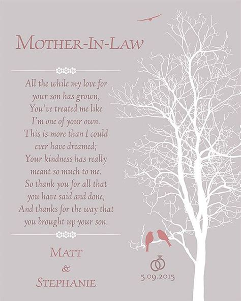 Thank You Letter Your Father Law 25 best ideas about wedding gift poem on pinterest