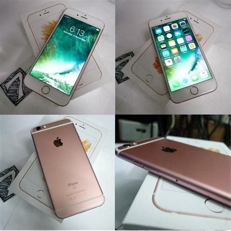 apple iphone  gb rose gold rm    pm