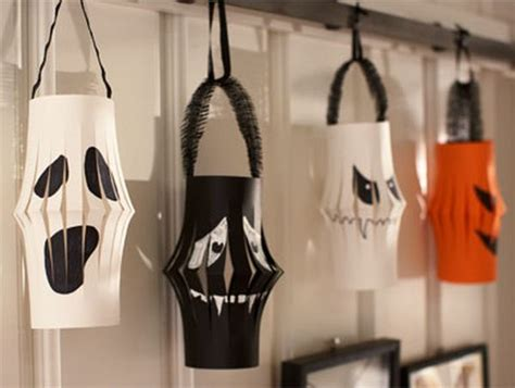 halloween decorations to make at home for kids spooky halloween decoration ideas and crafts 2015