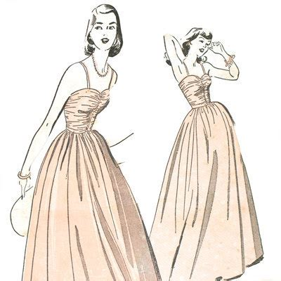 dress pattern ruching advance 5028 misses 1940s dress pattern ruched sweetheart