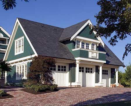 how much to build a garage apartment plan 69080am garage cottage 3 car garage craftsman and