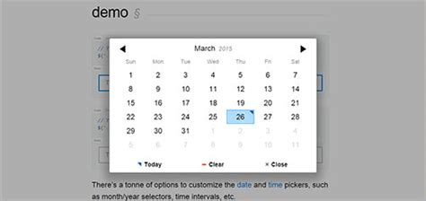 jquery layout event 10 useful jquery date picker event calendar plugins