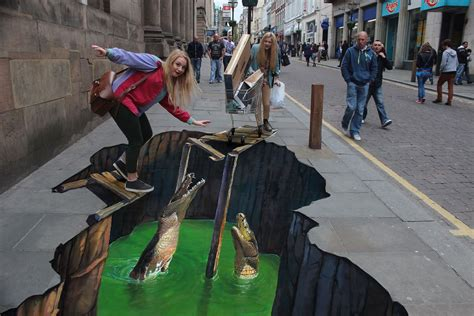 3d Artist by Out Scousers Our 3d Pavement Bites Advertising Services