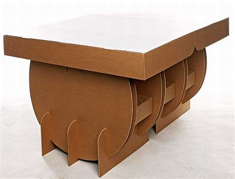 cardboard bed creative cardboard made furniture items for home decor