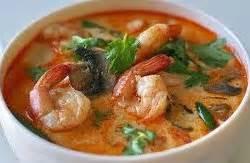 membuat tom yam goong thailand resep masakan indonesia