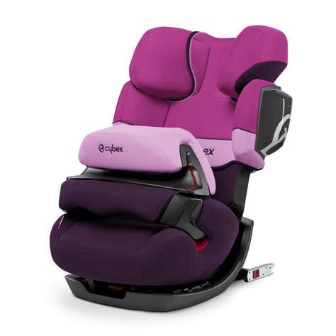 cybex sillas coche cybex silla de coche pallas 2 fix 2017 purple rain