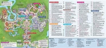 Disney Orlando Map by Rmh Travel Rmh Travel Comparing Disneyland To Walt Disney