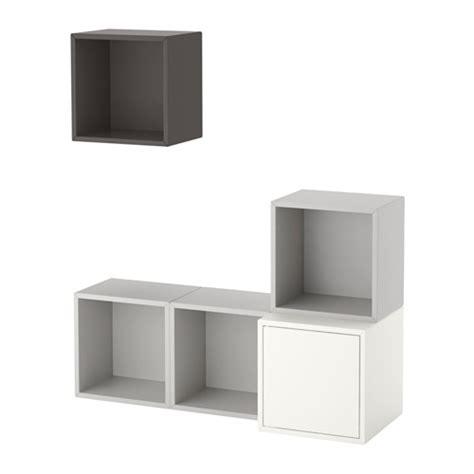 ikea eket review eket combinazione di mobili da parete bianco grigio