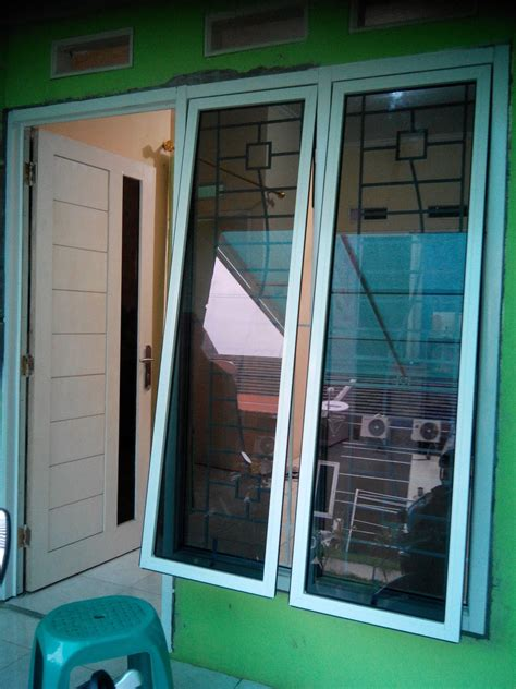 Jendela Sliding 1 garuda aluminium harga kusen aluminium murah di depok bogor tangerang selatan