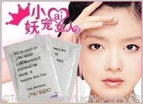 Shiseido Jakarta lapak cantik 100 jual harga shiseido white mask