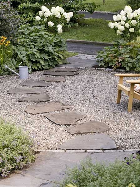 flagstone driveways and front yards on pinterest